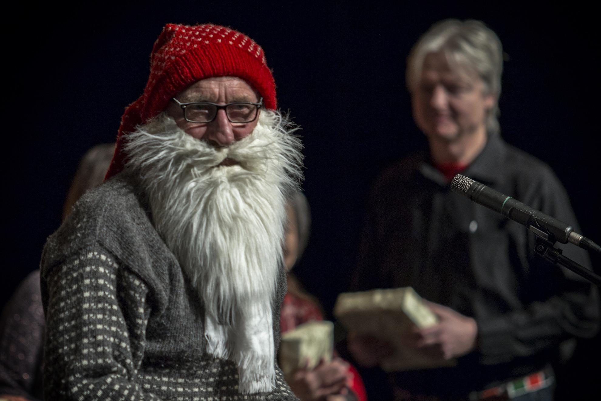 Førjulsmoro  2014  –  Sogndal  kulturhus