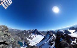 Dyrhaugsryggen  360°,  august  2016