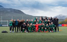 Seriefinale  Kaupanger  –  Fyllingsdalen,  oktober  2017