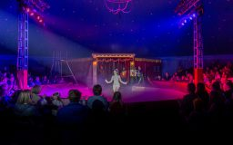 Cirkus  Agora,  april  2018