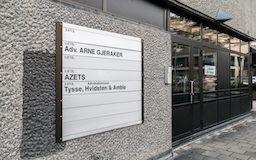 Advokatkontoret Tysse, Hvidsten og Amble