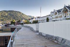 Fjordstien i Sogndal, juni 2016